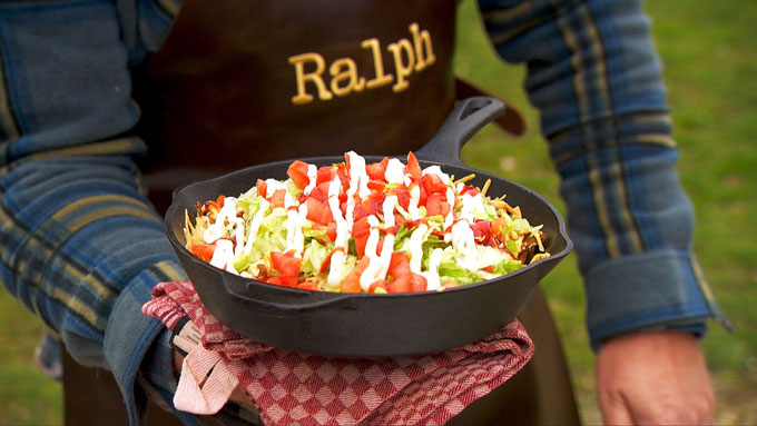BBQ recept Kapsalon op de BBQ – by Ralph de Kok