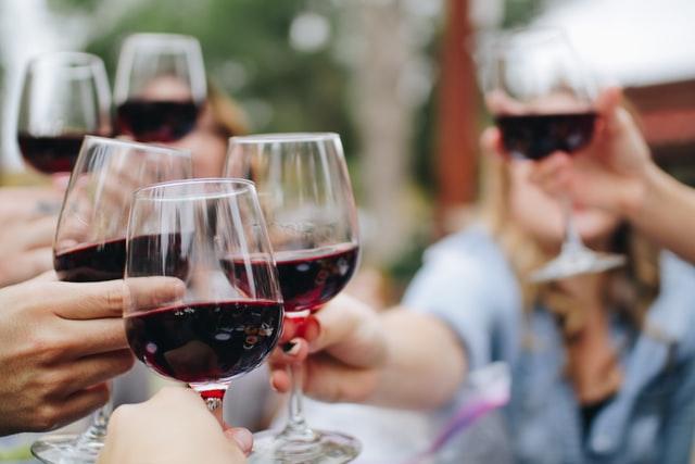 prachtige wijnregio